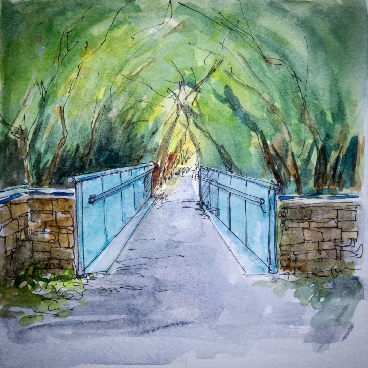 The bridge - My starting point