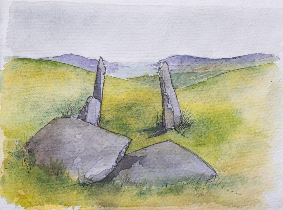 Wedge tomb, Cloontreem