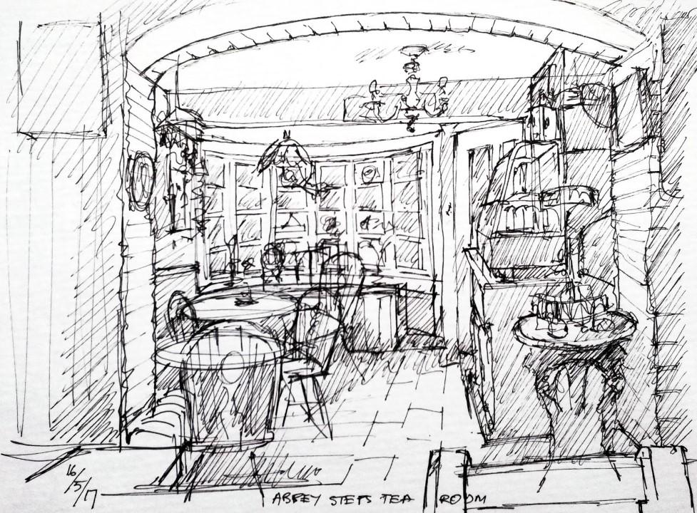Abbey Steps Tearooms