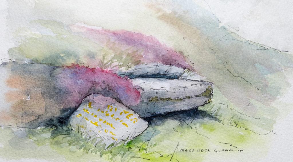 Glanalin Mass Rock